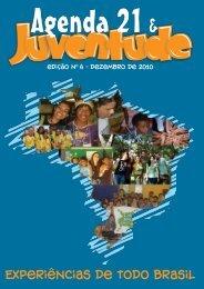 Agenda 21 e Juventude - Ministério do Meio Ambiente
