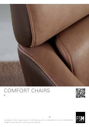 COMFORT CHAIRS - FSM