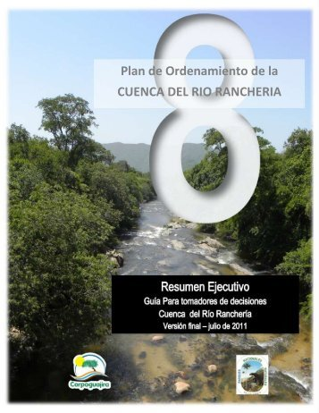 Resumen ejecutivo - Corpoguajira