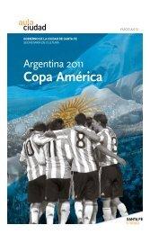 Copa América - Santa Fe Ciudad