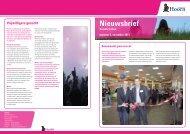 Nieuwsbrief november 2011 - Gemeente Hoorn