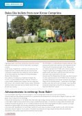Mediocre silage proves costly to beef farmers - Premier Molasses - Page 6
