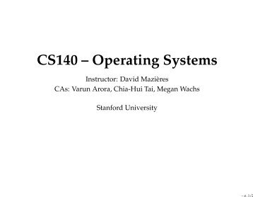 Download - Stanford Secure Computer Systems Group - Stanford ...