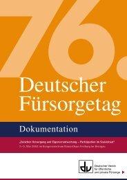 Workshop 1.6 - Deutscher Verein für öffentliche und private Fürsorge