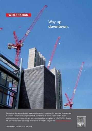 crawler cranes c&a - Vertikal.net