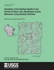 here (1728 KB file) - USGS Wisconsin Water Science Center