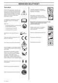 Käyttöohje - Jonsered - Page 2