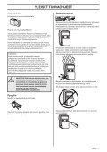 Käyttöohje - Jonsered - Page 7
