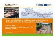 VR _FC_II-2_Berlin Murach [Kompatibilitätsmodus] - Via Regia Plus
