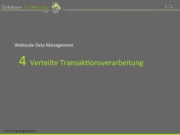 4 - Datenbanken