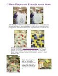 Erica's Craft & Sewing Center Online Newsletter April-June 2012 - Page 7