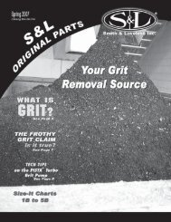 What Is Grit? - Smith & Loveless Inc.