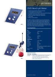 pH Meters - Jenway