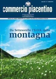 Da Settesorelle l'S.O.S. della - Unione Commercianti di Piacenza