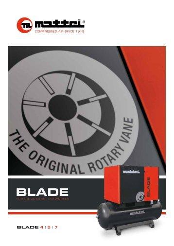Serie Blade Produktprospekt (850 KB)