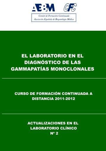 el laboratorio en el diagnóstico de las gammapatías monoclonales