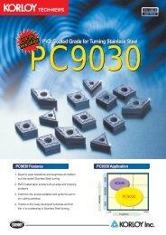 PC9030 - korloy