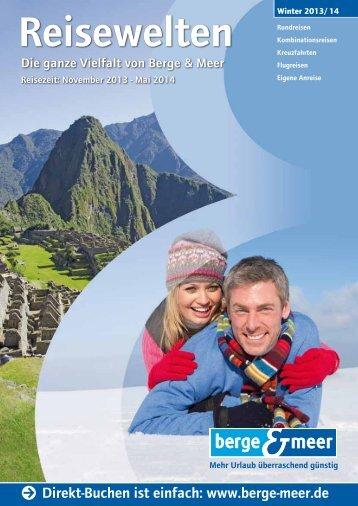 Katalog zum Download (pdf, 59 mb) - Berge & Meer