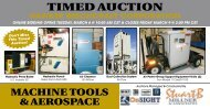 TIMED AUCTION