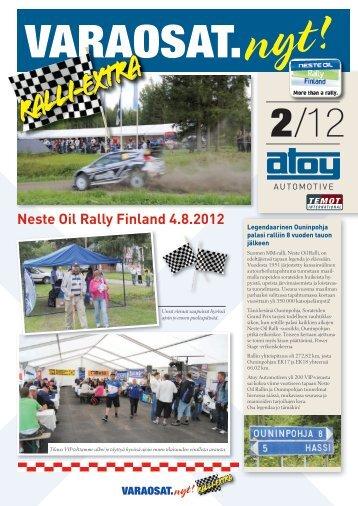 RALLI-EXTRA - Atoy Automotive Finland Oy
