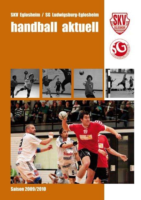 handball aktuell - bei der SG Ludwigsburg/Eglosheim - SKV ...