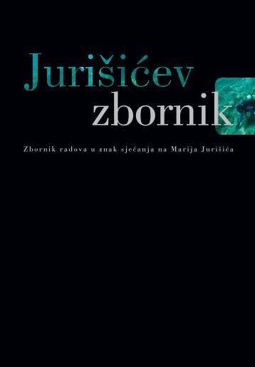 Jurišićev zbornik - Međunarodni centar za podvodnu arheologiju u ...