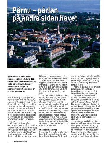 16 Pärnu - blommande pärla i Estland - Välkommen till ...