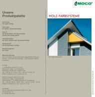 Holz-Öl - Moco