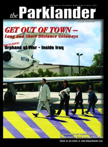 July 2009 - The Parklander Magazine