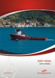 vessels gsp vega