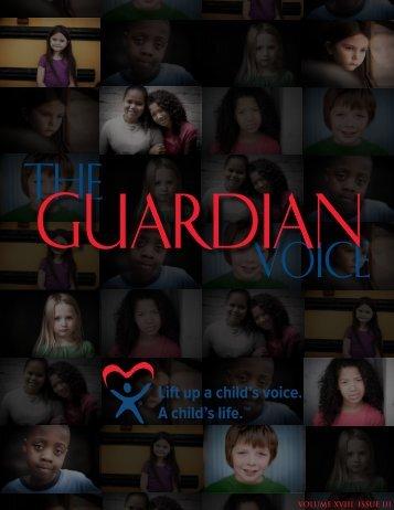 VOLUME XVIII ISSUE III - Child AbuseWatch.NET