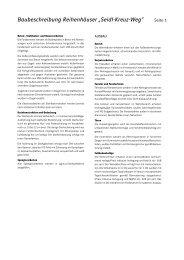 Baubeschreibung als PDF-Datei zum Download (35 KB
