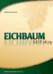 SERVICEKATALOG - Eichbaum-Brauereien AG