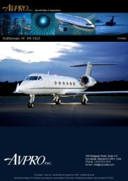 1987 Gulfstream IV - Business Air Today