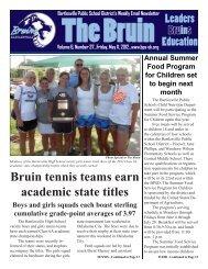 The Bruin (Vol. 6, Issue 37).indd - Bartlesville Public Schools