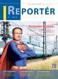 Reportér 2012/3 - AŽD Praha, sro