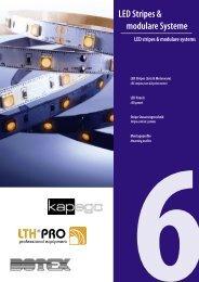 LED Stripes & modulare Systeme - LTH-GmbH