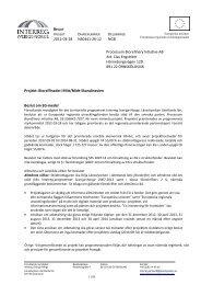N30441 26 12 Bioraffinaderi - Interreg Sverige Norge