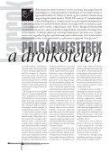 EURÓ-MILLIÓS ÖSSZEKÖTÔÚT AUSZTRIA FELÉ ALMA ... - Töosz - Page 6