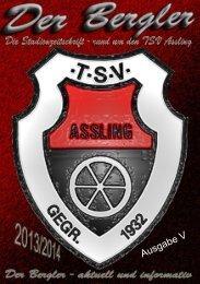 Der Bergler V - TSV Assling