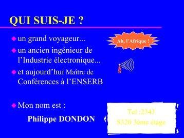 Le son et les microphones - Uuu.enseirb.fr