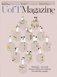 Parents – at Last! - University of Toronto Magazine