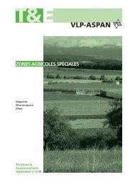 Zones agricoles spéciales - vlp-aspan