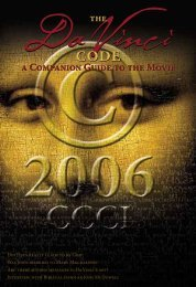 A Companion Guide to the Movie - Campus Crusade for Christ