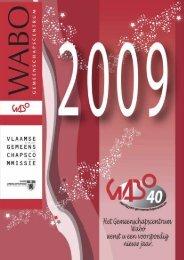 Maandblad januari 2009 - Vlemco