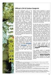 EN_Official LCA - Carbon footprint.pub - MOSO Bamboo