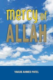 Mercy Book eBook Posting - Downtown Islamic Center