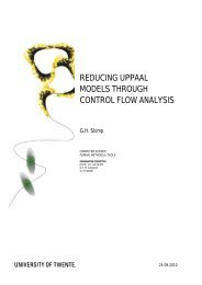 reducing uppaal models through control flow analysis - Formal ...