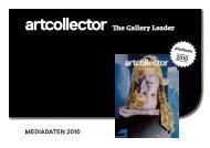 The Gallery Leader MEDIADATEN 2010 - Mymedia - Yvonne Müller