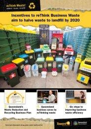 Queensland's Waste Reform